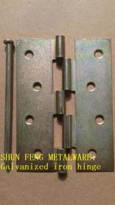 Galvanized Iron Door or Window Hinge