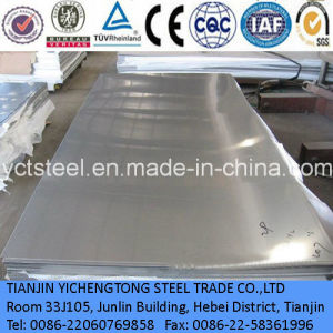Lisco Tainless Steel Sheet 201 1219mmx2438mm pictures & photos