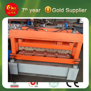 Hky Automatic Glazed Tile Roll Forming Machine pictures & photos