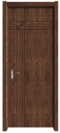 Interior Flush Wooden Door for Resident House