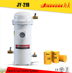 Turbine Oil Purifier for Aluminum Processing