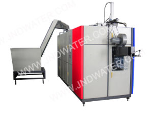 Auto Reheat Stretch Blow Moulding Machine for Pet Bottle (JND-E4000) pictures & photos