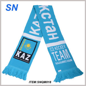 2016 Latest Design Wholesale Custom Football Scarf pictures & photos