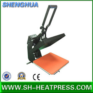 Elctronic Automatic Magnetic High Pressure Heat Press, Tshirt Auto Heat Press Machine with CE pictures & photos
