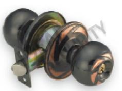 Cylindrical Tubular Latinoamerica Knob Door Lock (WS5877) pictures & photos