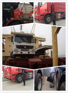Sinotruck HOWO 8X4 6X4 4X2 Truck Head pictures & photos