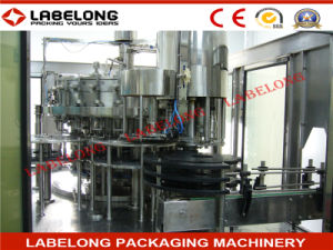 Pet/Glass Bottle Carbbonated Drinks Filling Machine pictures & photos