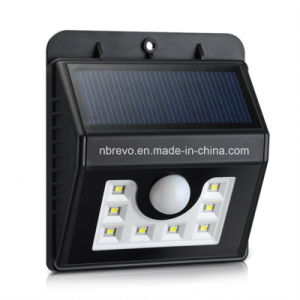 2016 Solar Powered Wireless Motion Sensor Security Light (RS2002) pictures & photos