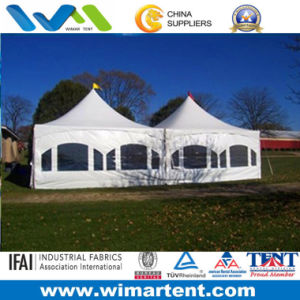 6mx6m White PVC Spring Top Tent for Party pictures & photos