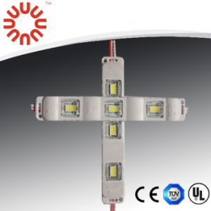 3LED/PC Lowest Price SMD5630 LED Module with UL pictures & photos