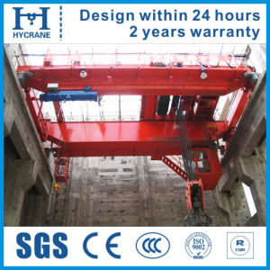 Chinese Double Girder Bridge Crane