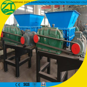 Used Tire Shredder/Municipal Solid Waste/Plastic/Metal/Wood/Radial Rubber Tire Crusher pictures & photos