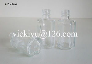 10ml Small Glass Nail Polish Bottles pictures & photos