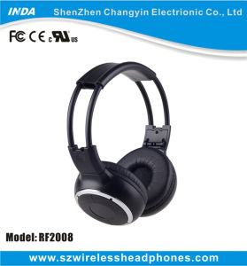 Wireless Silent Disco Headphone with 300m Transfer Distance