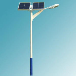 Single Arm Solar Street Lighting Pole pictures & photos