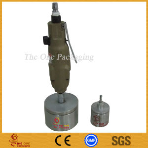 Shanghai Port Hand-Held Capper, Small Portable Capping Machine pictures & photos