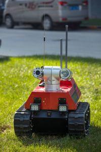 Petrochemical Depot Fire Applicable Reconnaissance Robot pictures & photos