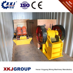 Factory Supplier Reliable Working Condition Laboratory Jaw Crusher Price pictures & photos
