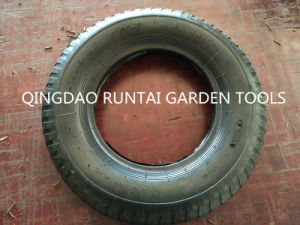 Qingdao Made High Quality Durable Cheap Tire for Wheelbarrow (3.50-8) pictures & photos