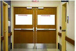 Solid Wooden Fire Door with UL Certified and Bm Trada Standard pictures & photos