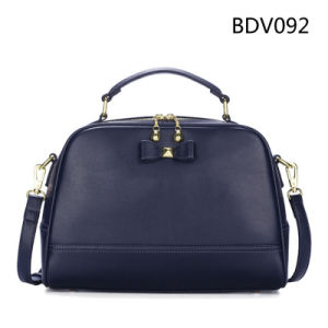 2014 New European Style and Simple Fashion Handbag with Bow pictures & photos