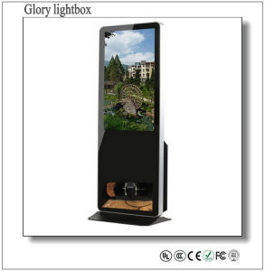 42′′ Shoe Polisher Display LCD Screen pictures & photos