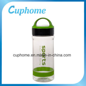 Food Grade PP Plastic Water Bottle for 600ml