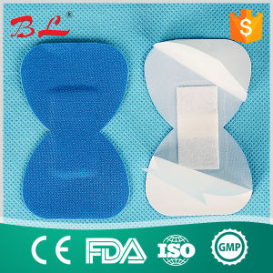 Blue Elastic Fabric Band Aid Wound Bandage in Food Industry (BL-007) pictures & photos