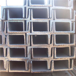 Q235/345 Hot Sale Hot Rolled Steel U Channel Upn U Beam pictures & photos