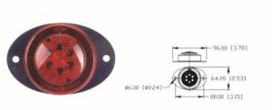 Side Marker /LED Clearance Lamp Lb-901/902/903/904 with CCC Certification pictures & photos