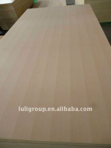 Beech Plywood, Beech Veneered Plywood, Double Sided Beech Veneer Plywood pictures & photos
