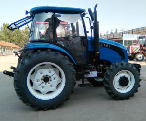 110HP 4WD Large Farm Tractor with High Quality pictures & photos