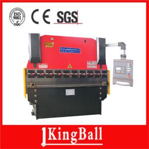 Hydraulic Press Brake Machine (WC67K-400/4000) Press Brake Tooling pictures & photos