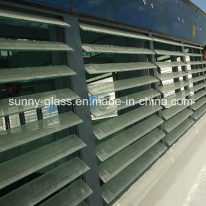 Clear Louver Glass / Clear Glass Louver / Window Glass pictures & photos