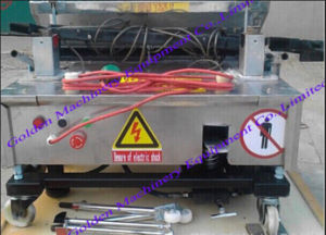 Auto Matic China Wall Mortar Rendering Render Machine pictures & photos