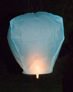 Sky Lantern with Diamond Shape - Flying Lantern pictures & photos