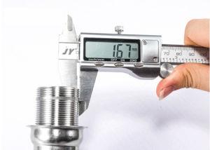 Gooseneck Deck Mounted Kitchen Faucet (100c) pictures & photos