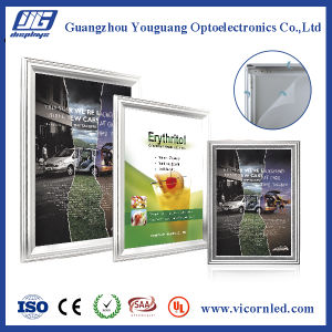 20mm thickness Snap frame open Posster frame-YS001