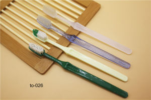 Hotel Amenities Toothbrush 5 Hotel Amenities Toothbrush Factory OEM pictures & photos