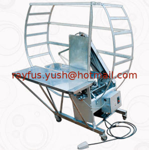 High-Speed Pedal Stitcher of Corrugated Carton Box Making Machine pictures & photos