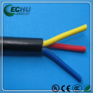 RoHS PVC Insulation RoHS PVC Jacket Soft Cable Vct 600V pictures & photos