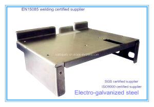 Sheet Metal Part Secc Electro Galvanized Steel pictures & photos