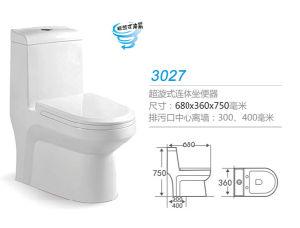Super Swirl One-Piece Toilet 3027