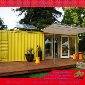 ISO Standard Sea/Shipping Container Building for Sale in 2017 pictures & photos