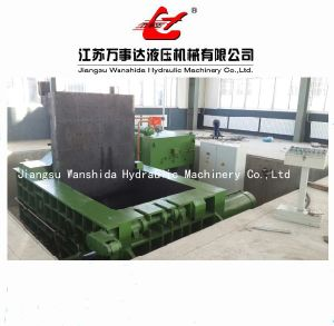 400 Ton Hydraulic Metal Baler