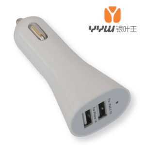 USB 2.1A+1A 3.1A Car Charger