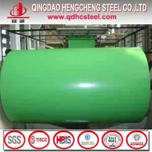S250gd S280gd PPGL PPGI Color Coated Steel Sheet Coil pictures & photos