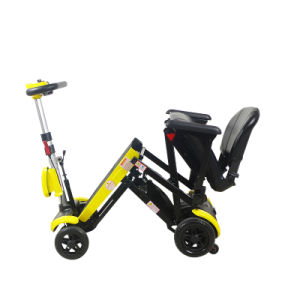 Genie Easy Travel Foldable Mobility Scooter pictures & photos