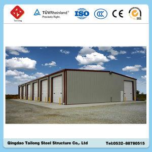 Steel Structure Frame Workshop Design Plans pictures & photos