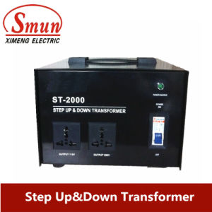 1500W Step up and Down Transformer 220-110V for Solar Panel pictures & photos